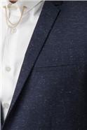 Stutgart Navy Speckle Trouser Suit