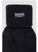 Black Thinsulate Gloves