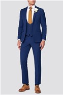 Blue Wedding Regular Suit
