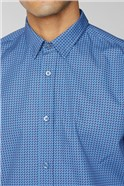 Scattered Print Shirt