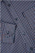 Caramel Signature Gingham Long Sleeved Shirt