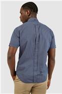 Caramel Signature Gingham Short Sleeved Shirt