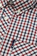 Signature Short Sleeved House Checked Shirt
