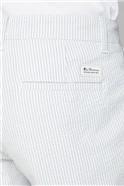 Seersucker Stripe Short
