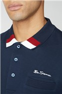 Clean Trimmed Polo