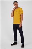 Mustard Signature Short Sleeved T-Shirt