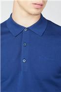Cotton Long Sleeve Polo