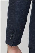 Midnight Fleck Slim Fit Trouser