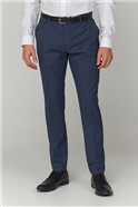 Airforce Windowpane Check Suit