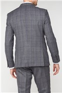Stvdio Grey with Airforce Check Ivy League Trouser