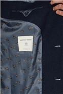 Blue Texture Overcoat