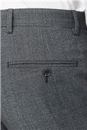 Charcoal Texture Regular Fit Suit