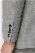 Alexandre Silver Cool Grey Structure Suit