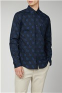 Scattered Geo Shirt