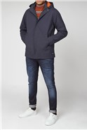 Hooded Coach Casual Jacket