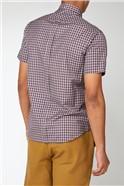 Mini Mod Check Short Sleeve Shirt