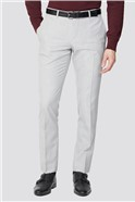 Cool Grey Plain Two Piece Tailored Suit