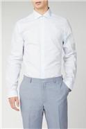 Spot Print Formal Shirt