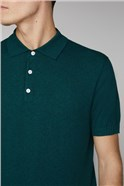 Taube Knitted Polo Shirt