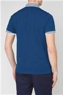 Collar Interest Polo Shirt