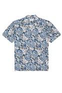 Floral Paisley Print Shirt