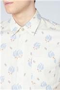 Abstract Print Shirt
