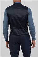 Dark Airforce Hopsack Waistcoat