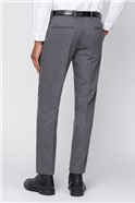 Charcoal Texture Trouser