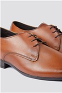 Tan Whitehall Lace Up Shoes