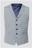 Mini Gingham Waistcoat
