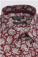 Stvdio Paisley Print Shirt