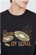 Black Sound of Soul T-Shirt