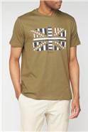 Influence Chevron Block T Shirt