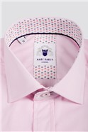 Sergio Pink Classic Fit Shirt