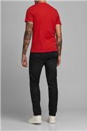 JACK & JONES Red Graphic T-Shirt