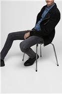 JACK & JONES Glenn Slim Fit Grey Jean