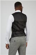 Ross Grey Suit Waistcoat