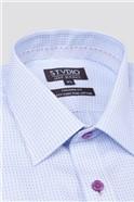Stvdio Dobby Spot Formal Shirt