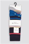 Whirlaway Multipack Socks