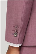 Purple / Raspberry Textured Slim Fit Suit