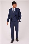 Core Plain Sapphire Suit