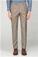 Stone Linen Trouser