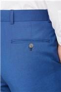 Blue Linen Trousers
