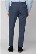 Blue Donegal Contemporary Suit