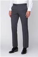 Men's Black Striped Masonic Morning Suit Trousers