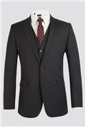 Charcoal Classic Fit Suit Jacket