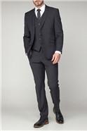 Charcoal Premier Fit Suit Jacket