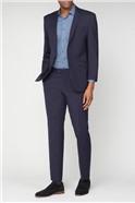 Navy Premier Fit Trousers