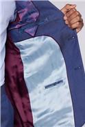 Navy Pindot Classic Jacket