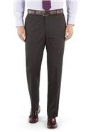 Charcoal Premium Suit Trouser